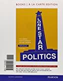 Lone Star Politics, Books a la Carte Plus NEW MyPoliSciLab with EText -- Access Card Package, Benson, Paul and Clinkscale, David, 0205972012