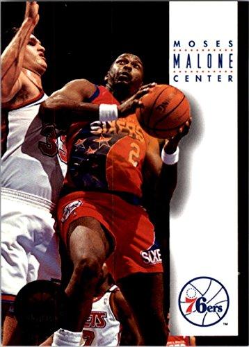 1993-94 SkyBox Premium #265 Moses Malone from SkyBox Premium