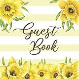Guest Book: Sign In Book:  Pretty Spring