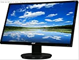 "Acer K272HUL Cbmidp Black 27"" WQHD HDMI DisplayPort Widescreen LED Backlight LCD Monitor Built-in Speakers"