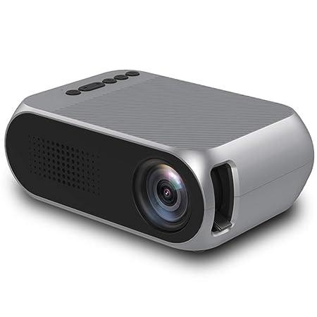 Mini proyector portátil HD Proyector de Cine en casa Proyector de ...