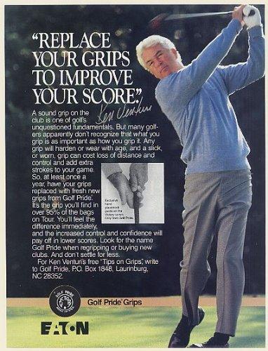 Ken Venturi Golfer - 5