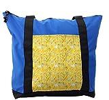 Lunarable Dandelion Shoulder Bag, Medical Herbal Plants, Durable with Zipper