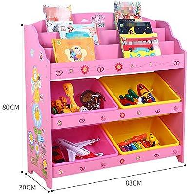 Caja de juguetes Organizador de almacenamiento de juguetes for ...