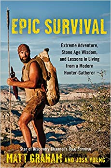 Amazon Com Epic Survival Extreme Adventure Stone Age