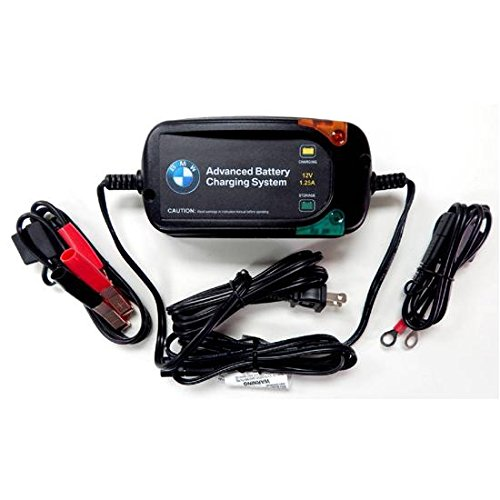 Bmw Advanced Battery Charging - Oem Car Charger Battery