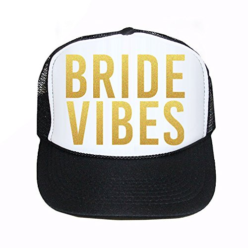 White Bride Vibes Hat – Bachelorette Party Favors, Decorations, and Supplies (Party City 80s)