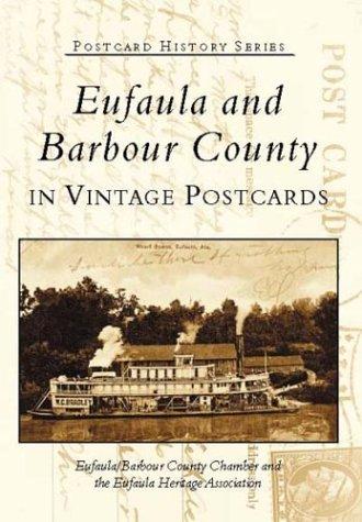 Eufaula and Barbour County (AL) (Postcard History)