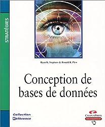 Conception de bases de données