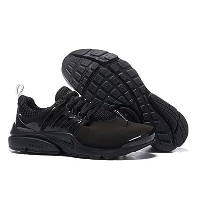 Nike - Zapatillas para hombre, color negro, talla 42.5