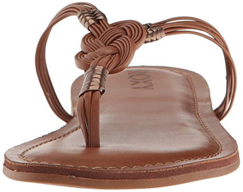 Roxy Women's Teia Srappy Dress Sandal Brown pEwSJiE