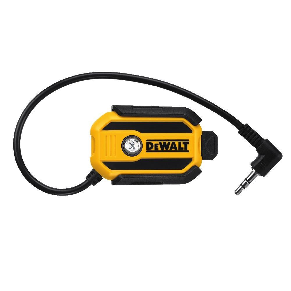 DEWALT 20V MAX Bluetooth Jobsite Radio Adapter(DCR002)