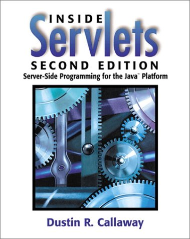 Inside Servlets: Server-Side Programming for the Java¿ Platform (2nd Edition) (Java Server Side Programming compare prices)