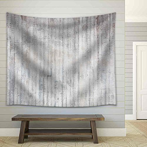 Weathered Concrete Wall Texture Fabric Wall