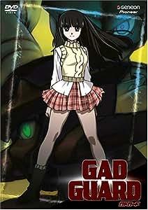 Gad Guard Persona Vol 3 Details