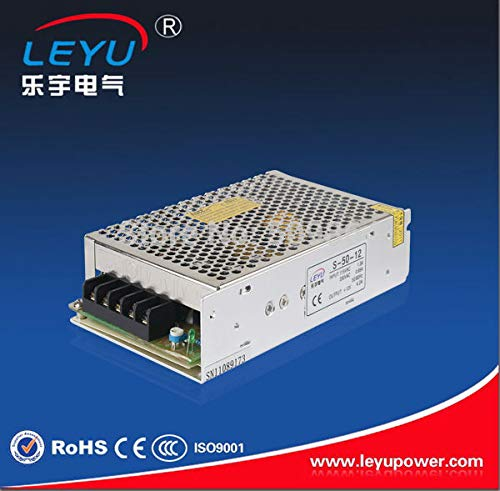 Utini S-50 Series Power Supply 50w 15v Circuit Power Supply