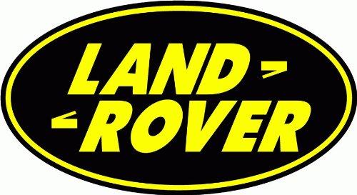 Land Rover Car Bumper Sticker 6