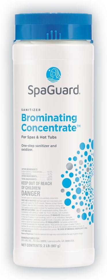SpaGuard Hot Tub Granular Bromine - 2 lbs.