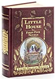 img - for Little House (In the big woods / Farmer boy / On the prairie / On the banks of Plum Creek / By the shores of Silver Lake ) book / textbook / text book