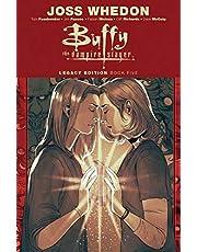 Buffy the Vampire Slayer Legacy Edition Book 5