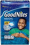 Huggies GoodNites Bedtime Pants, Boys, Large-X-Large (60-125 lbs), 20 Count