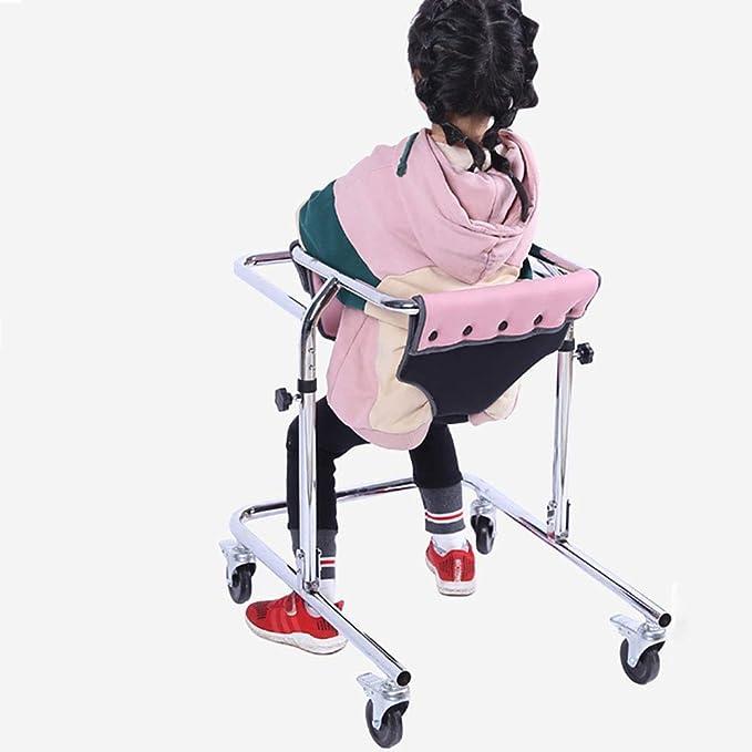 Parálisis Cerebral Niños Stand de pie Stand/Caminante/Ayuda a pie ...