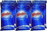 Windex Original Glass Wipes, 6 Pack, 28 ct