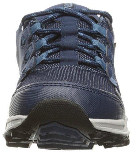 Teva WIT, Zapatos de Low Rise Senderismo Para Niños Azul (Navy- Navynavy- Navy)