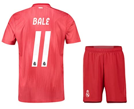 low priced b8816 332d1 Amazon.com : ZZXYSY Gareth Bale #11 Real Madrid Men's Third ...