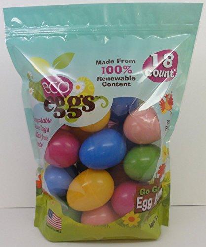 Eco Friendly Easter Eggs - 18 - Plastic Eco