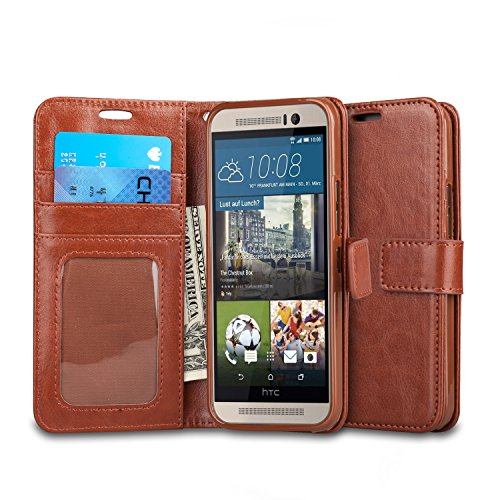 Wallet Feature Premium Protective Leather