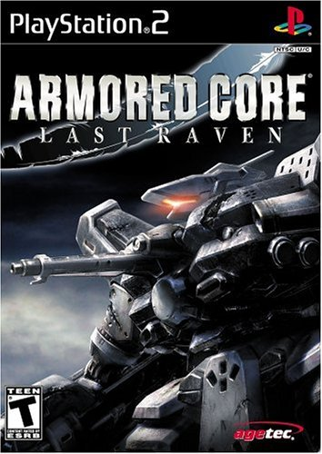 Armored Core Last Raven - PlayStation 2