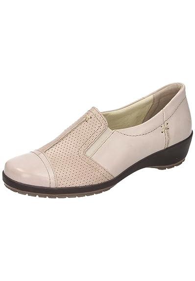 Comfortabel Damen-Slipper Blau 942191-5, Grösse 39