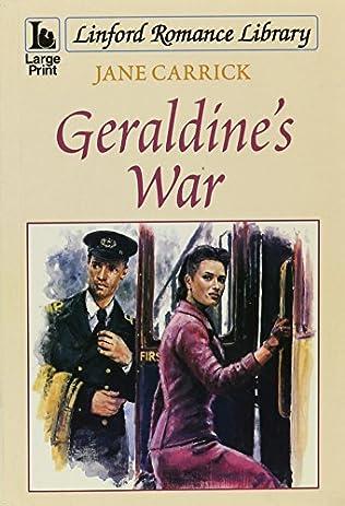 book cover of Geraldine\'s War