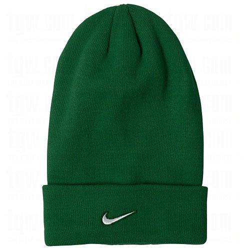 Green Cuffed Beanie - 9