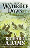 Front cover for the book Tales from Watership Down by Richard Adams