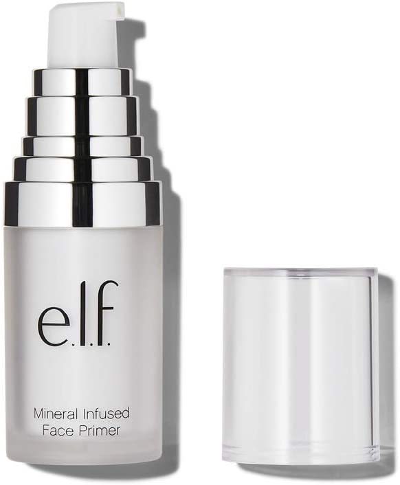 E.L.F 83401 Studio Mineral Infused Face Prime - Clear.47 fl. oz
