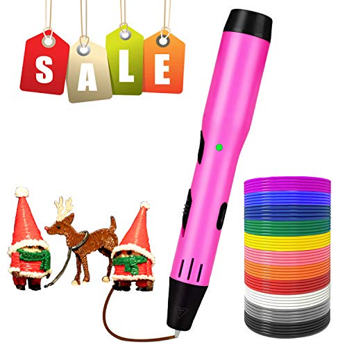 Sunfuny 3D Pen with PCL Filament Refills 110