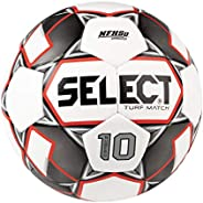 Select Sport Select Numero 10 Match Turf Soccer Ball - White, Size 5