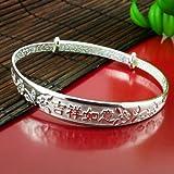 Merdia 999 Sterling Sliver Bracelet Adjustable