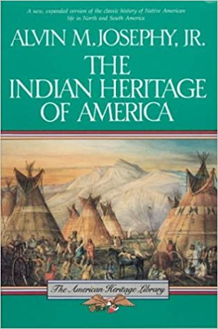 Indian Heritage of America (American Heritage Library)