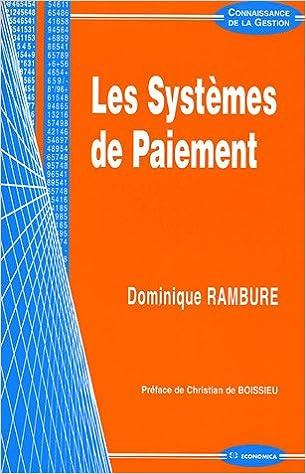 Lire un Les systèmes de paiement pdf, epub