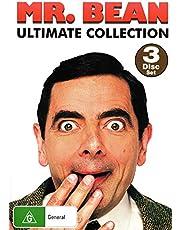 Mr Bean: Series 1 - Volumes 1-4 (DVD)