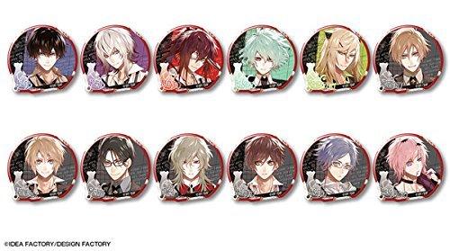 Collar X Malice puku! and badge (Badge Collection)