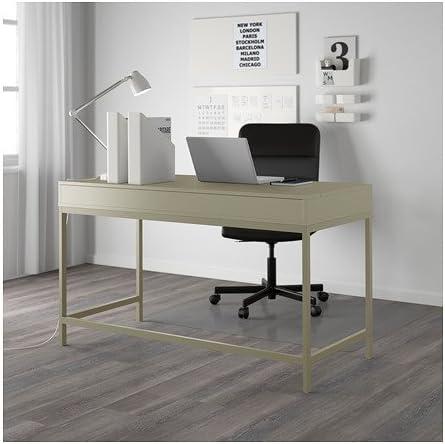 Ikea 304.096.29 Alex - Escritorio, color beige: Amazon.es: Hogar