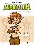 Arthur et les Minimoys - Coloriage Selenia by Besson (2010-03-24)