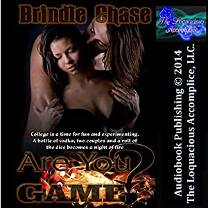 Are You Game? Audiobook