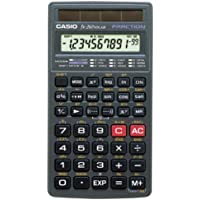 Casio fx-260 SOLAR Scientific Calculator, Black Color: Black, Model: FX260SLRSC, Office/School Supply Store