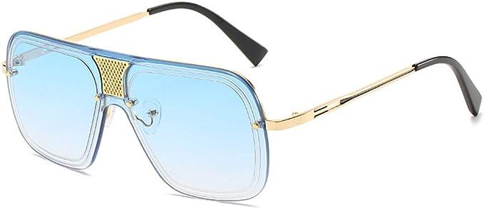 SHEEN KELLY Groß Sonnenbrille Brief Retro Sonnenbrille