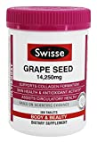 Cheap Swisse Ultiboost Grape Seed Tablets, 300 Tablets, Contains Vitamin C, Source of Antioxidants, Promotes Healthy Skin, May Reduce Swelling in Legs*